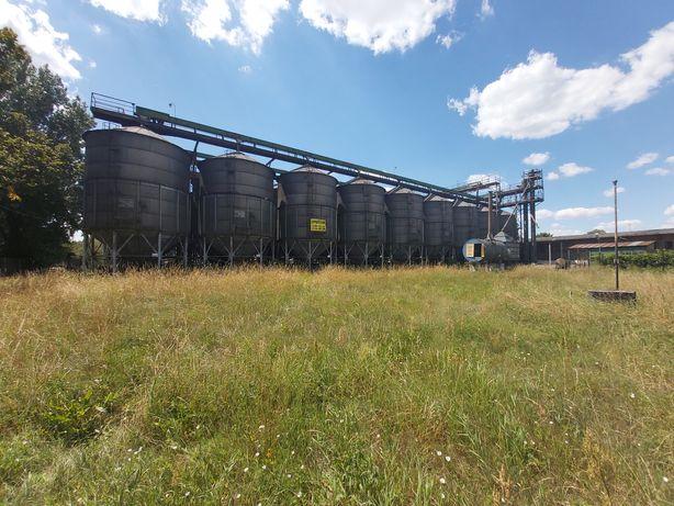 Silos zbożowy Petkus 150 ton