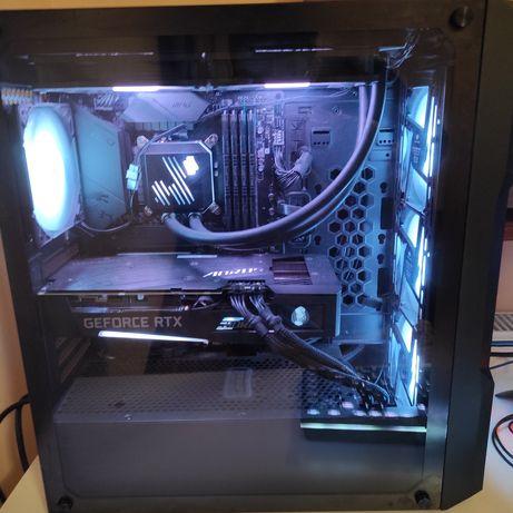 Komputer rtx 3070 i9 10 gen 32GB ram