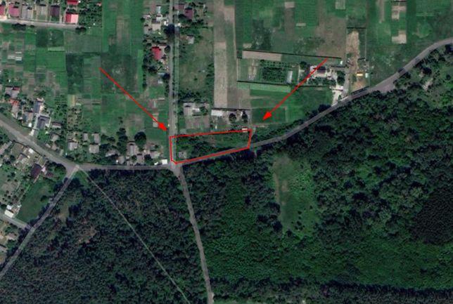 Продам участок 0.2865га (28.65 соток) в селе Иванков. Собственник