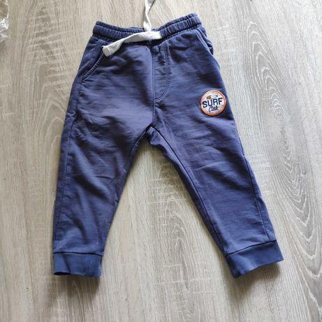 Spodnie dresowe 92 5.10.15 dresy
