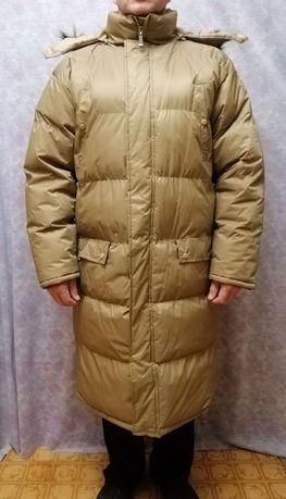 Зимняя мужская парка куртка пальто, размер XL.