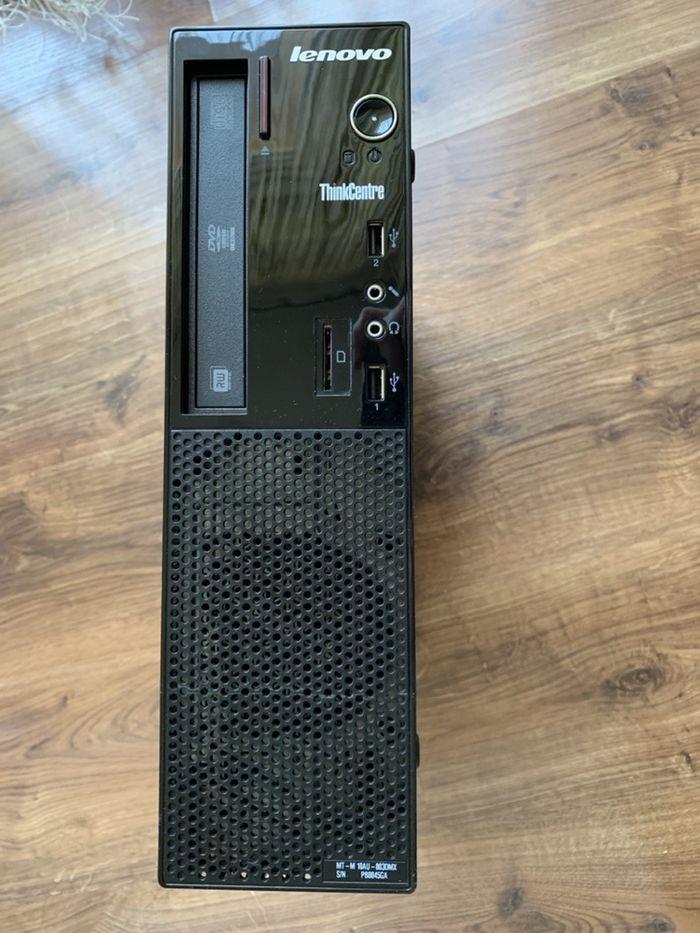 Komputer Lenovo ThinkCentre E73 i5-4430S/8GB/128SSD/WIN10P Wodzisław Śląski - image 1