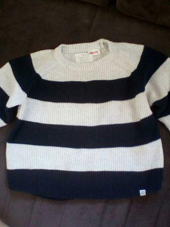 Sweterek dla chłopca roz 80