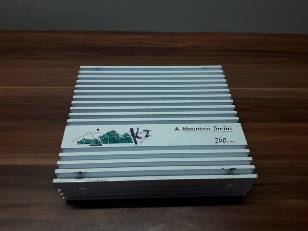 Wzmacniacz samochodowy HITRON K2 240W