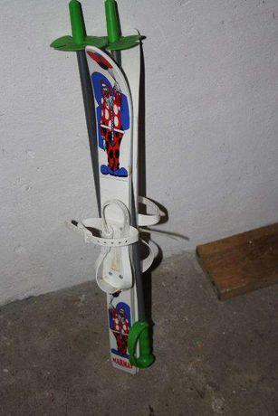 narty dla dzieci na buty