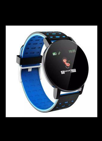 Smartwatch,smartband Nowa Seria,Pomiar Tlenu weKrwi,Ciśnienie,Puls,itd