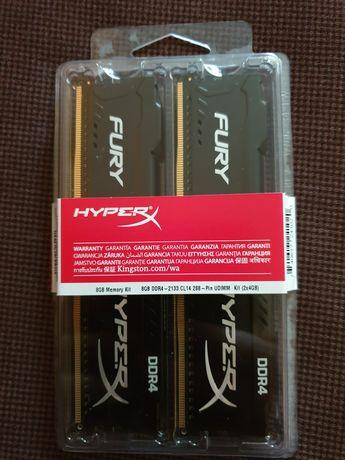 Pamięć RAM 2x4GB