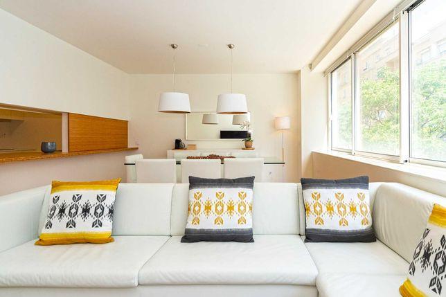 Espaçoso  design apartamento novo para alugar