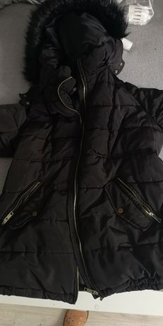 Zimowa kurtka ciążowa hm roz L