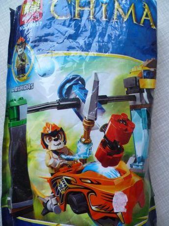 Детская игрушка - Дитяча ігрушка - Lego CHIMA, ( BELA ).