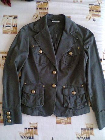 Продам коттоновый пиджак
