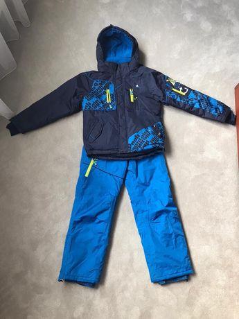 Kurtka i spodnie narciarskie 152-158