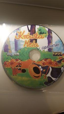 DVD Krówka Mela. Cuda natury. bajki dla dzieci