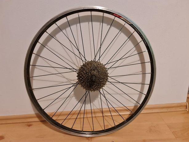 Koło rowerowe 26 cali tył Alexrims ACE18 z kaseta deore 34-11