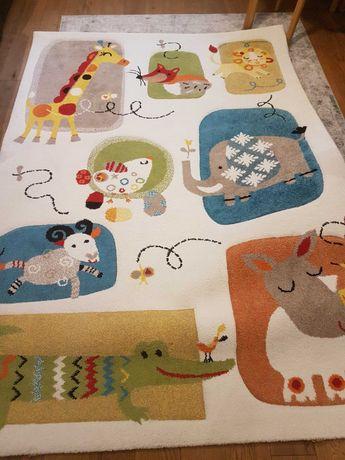 dywan dzieciecy jak nowy