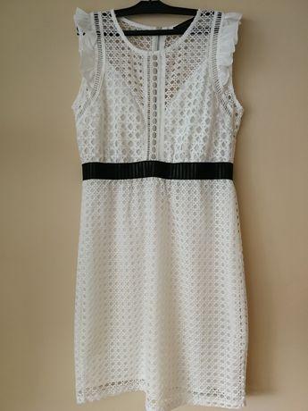 Sukienka biała S