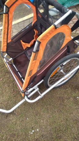 Riksza do rowera 2 osobowa
