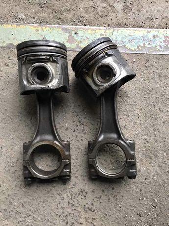 Поршня с шатунами 2.8 dTI софимовский мотор