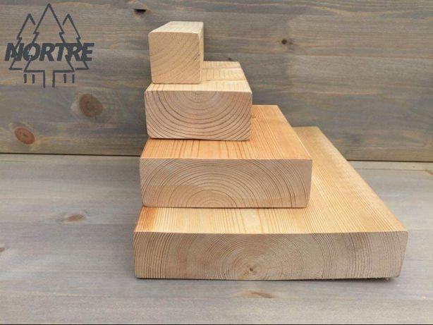 Drewno konstrukcyjne 45x145mm,Skandynawska C24,