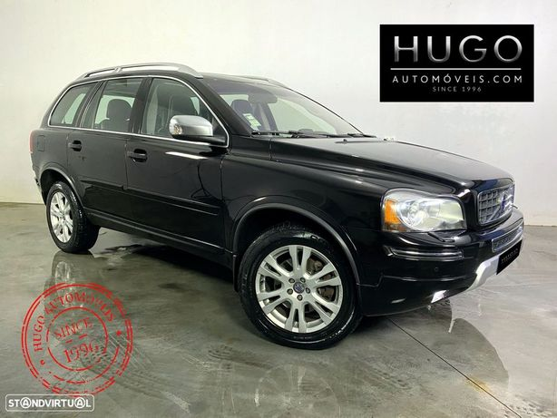 Volvo XC 90 2.4 D5 Geartronic Summum FINAL EDITION 7Lugares