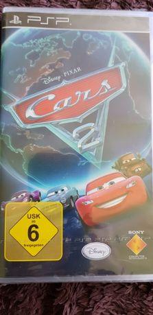 Gra Auta 2/ Cars 2 PSP