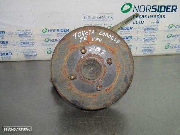 Manga de eixo tras esquerda Toyota Corolla Sedan|87-92
