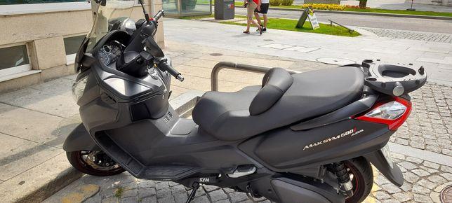 Maxsym 600i ABS de abril de 2014