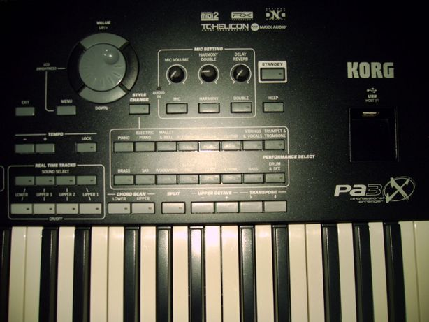 Продам Korg Pa3X - 61кл.