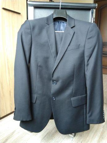 Мужской черный брючный костюм Arber