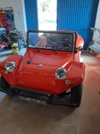 VW Buggy 1200 cc