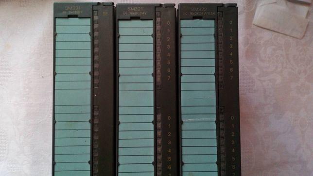 Siemens S7 300 karty do sterownika