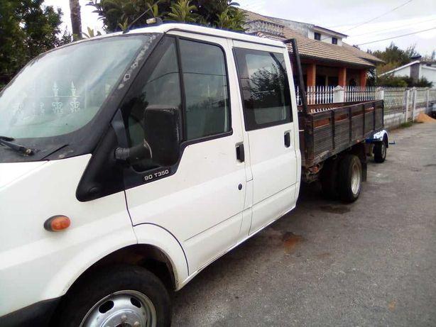 Vendo Carroçaria Ford Transit