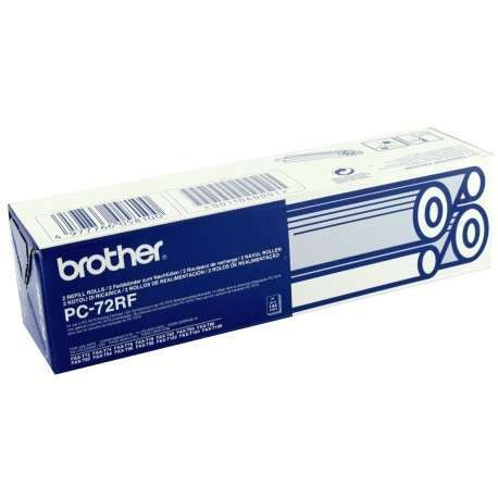 Brother Película PC72RF (FaxT104)