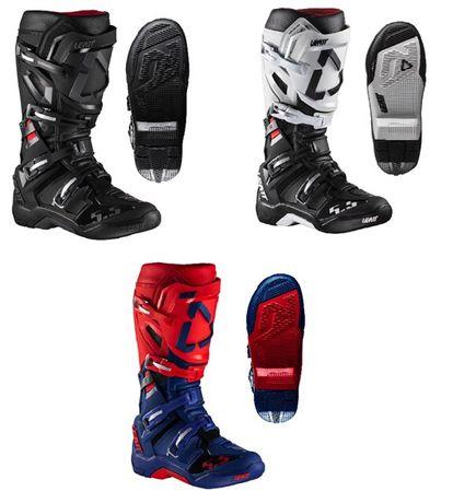 Botas LEATT GPX 5.5 Flexlock (Motocross/Enduro/TT)