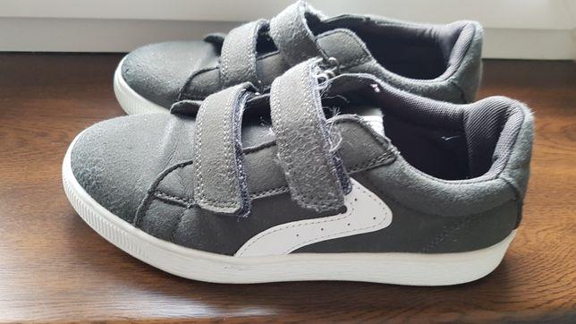 Buty chłopięce trampki rozmiar 35