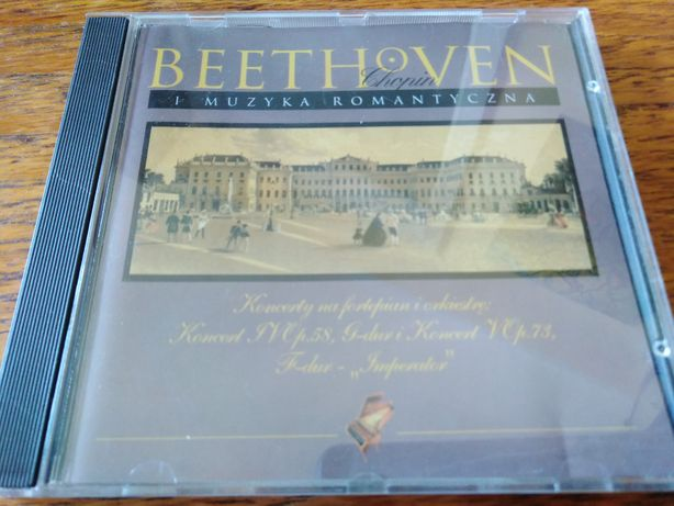 Beethoven, Chopin i Muzyka Romantyczna, CD