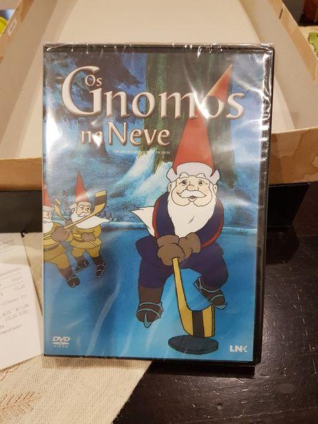 Dvd filme gnomos