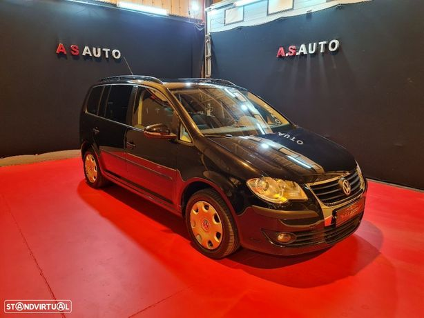 VW Touran 1.4 TSI Ecofuel