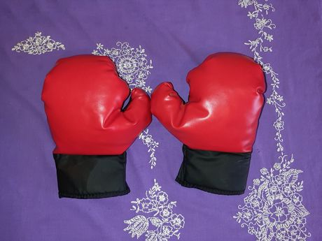 Перчатки боксёрские, снарядные