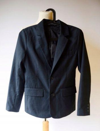 Garnitur Granatowy Lindex 140 cm 9 10 lat Wizytowy Zara H&M Reserved