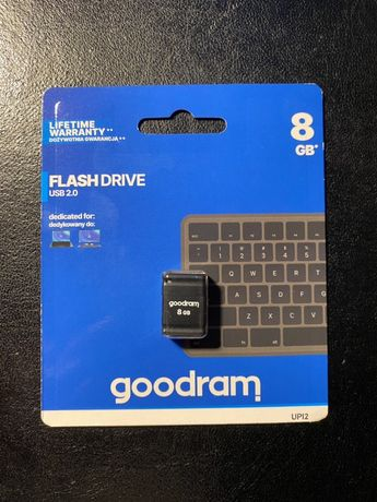 Pendrive GoodRam 8 GB flash drive USB 2.0 pendrive mały mini