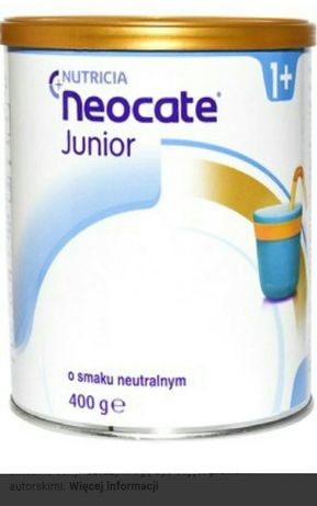 Neocate junior mleko