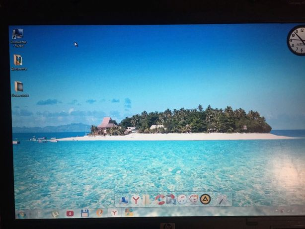 На запчасти ноутбук HP Compaq 6910p