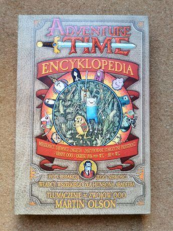 Adventure Time - Encyklopedia