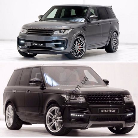 Комплект обвеса Range Rover Sport L494 Voque L405 2013-2018 Startech