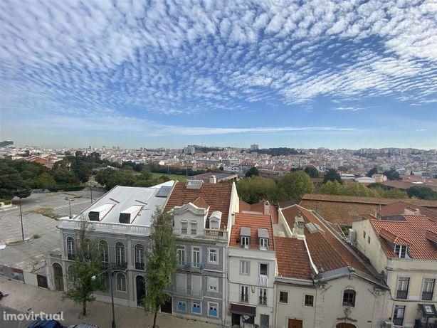 T1 Arroios, Lisboa - Para remodelação total
