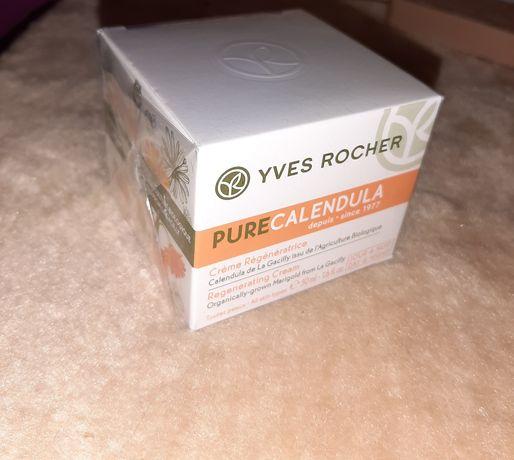 Крем для лица Pure Calendula от Yves Rocher