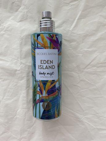 Спрей для тела, стойкий парфюм Eden Island body mist