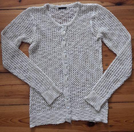 Ażurowy sweter Mohito