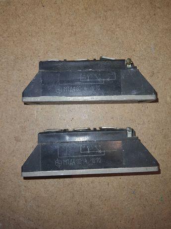 Модуль тиристорно-диодный МТД4 80 4 400В 80А 2 шт